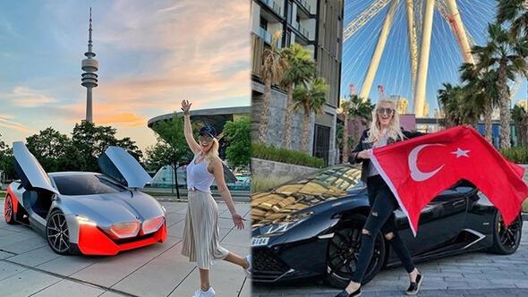 Otomobil dünyasının prensesi paraya para demiyor! galerisi resim 1