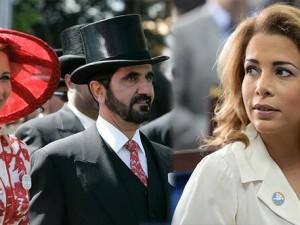 Şeyhin karısı Londra'ya kaçmıştı! Tek celsede boşandılar...