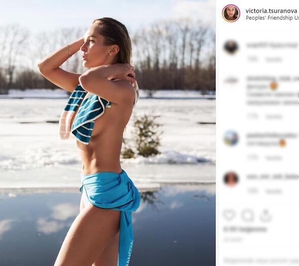 İşte Rusya'nın en güzel kadını... galerisi resim 15