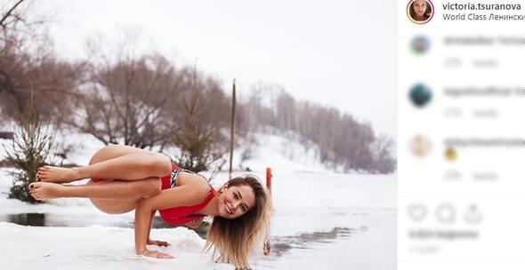 İşte Rusya'nın en güzel kadını... galerisi resim 17
