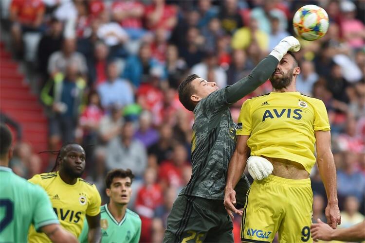 Zidane'dan itiraf gibi açıklama! Fenerbahçe... galerisi resim 7
