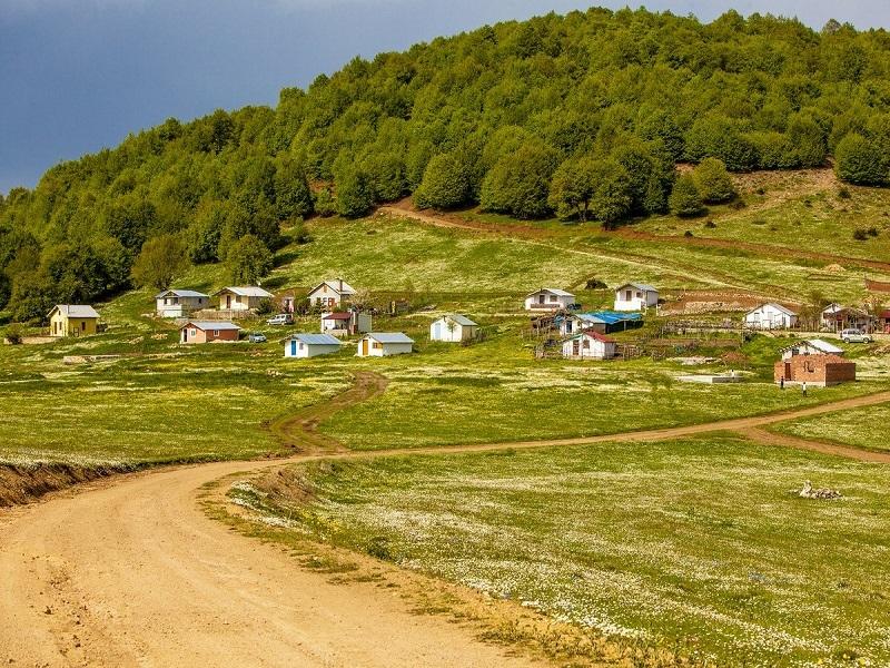 Amasya'da saklı cennet ''Borabay Gölü'' galerisi resim 8