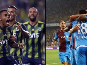 Kadıköy'deki nefes kesen maç... Dev derbiden kareler...