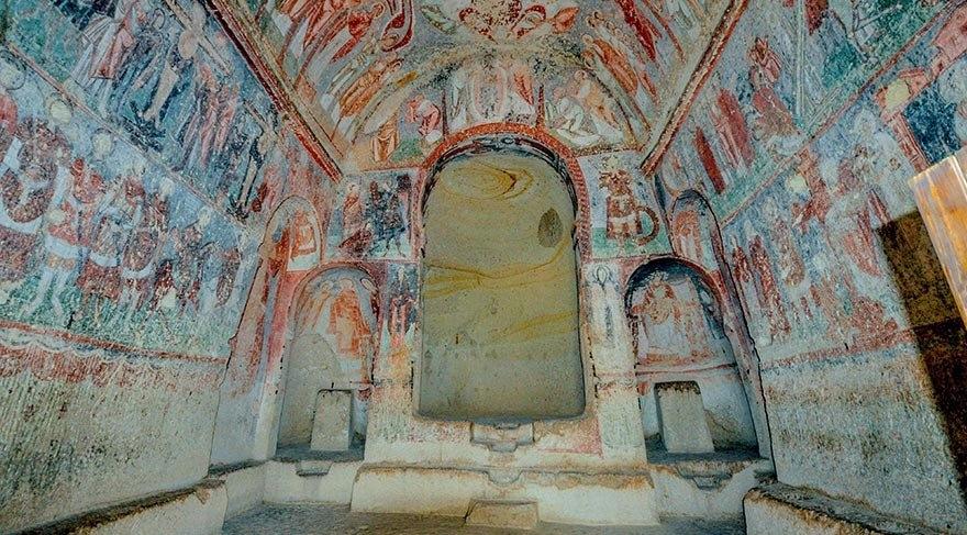 Dünya kültür mirası Çavuşin Kilisesi galerisi resim 4