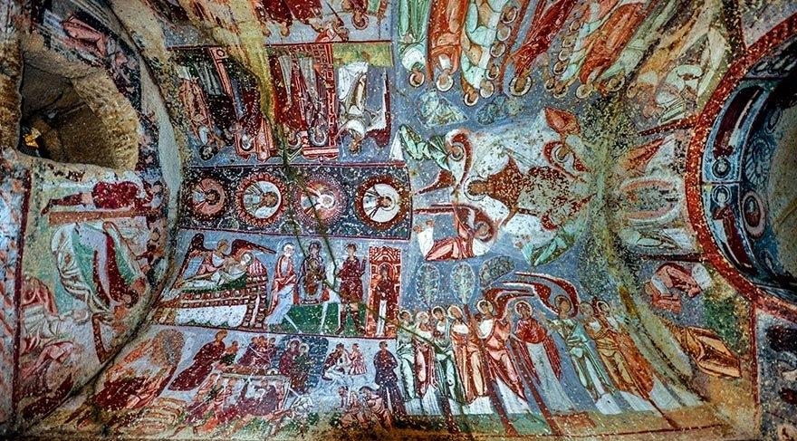 Dünya kültür mirası Çavuşin Kilisesi galerisi resim 5