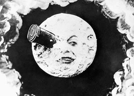 NASA  AY'I ROKETLE BOMBALADI galerisi resim 6