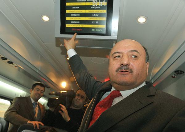 Yüksek Hızlı Tren galerisi resim 7