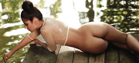 Meksikalı Playboy güzeli Romina Aranzola galerisi resim 1