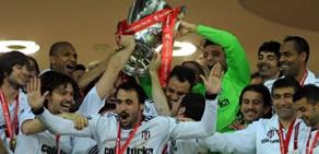 49. Türkiye Kupası Beşiktaş'ın oldu