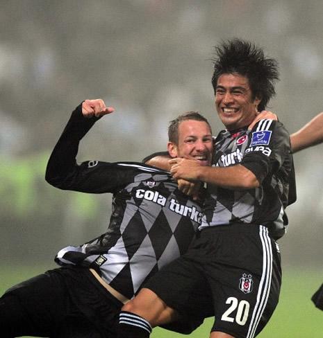 Beşiktaş Fenerbahçe'yi 3-0 yendi galerisi resim 5