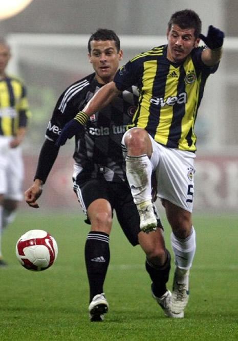 Beşiktaş Fenerbahçe'yi 3-0 yendi galerisi resim 6