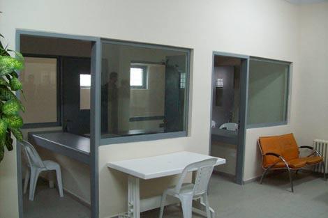 İşte Abdullah Öcalan'ın hücresi galerisi resim 7