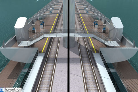 İşte Haliç Metro Köprüsü galerisi resim 3