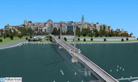İşte Haliç Metro Köprüsü galerisi resim 5