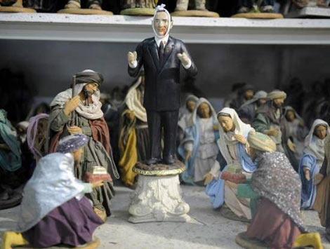 Berlusconi'nin heykeli yok satıyor galerisi resim 4
