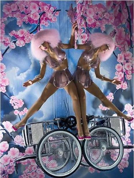 Lady Gaga, Çırılçıplak poz verdi galerisi resim 2