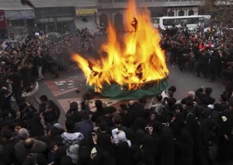 İran'da kan gövdeyi götürüyor! galerisi resim 11