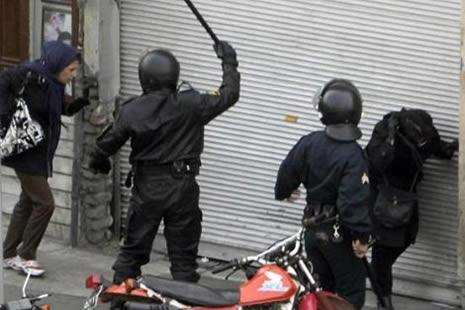 İran'da kan gövdeyi götürüyor! galerisi resim 7