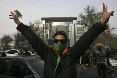 İran'da kan gövdeyi götürüyor! galerisi resim 9