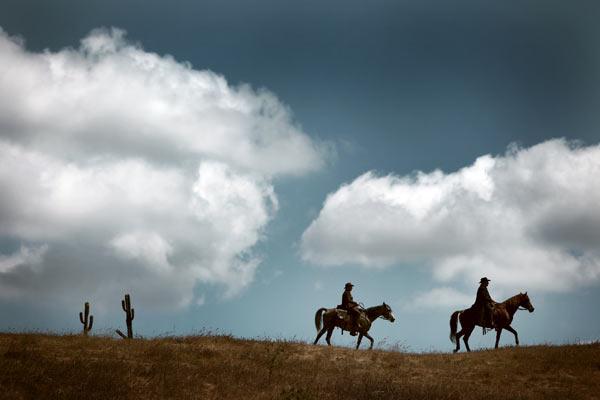 Yahşi Batı filminden ilk fotoğraflar galerisi resim 20