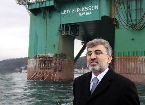 Leiv Eiriksson İstanbul Boğazı'ndan geçti galerisi resim 7