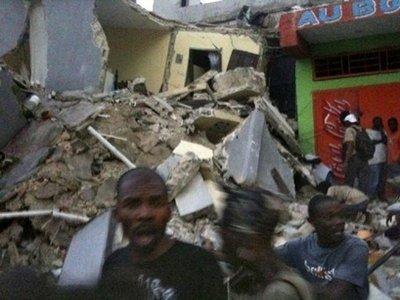 Haiti'de 7 büyüklüğünde deprem  galerisi resim 3
