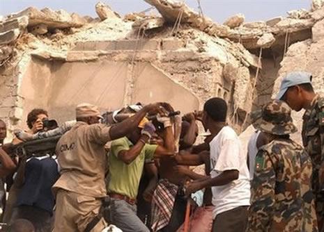 Haiti'de 7 büyüklüğünde deprem  galerisi resim 4