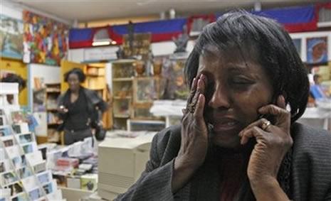 Haiti'de 7 büyüklüğünde deprem  galerisi resim 5