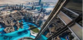 Daha Önce Dubai'yi Böyle Görmediniz!