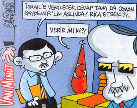 Karikatürlerle İsrail alçaklığı galerisi resim 2