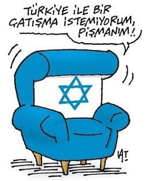 Karikatürlerle İsrail alçaklığı galerisi resim 4