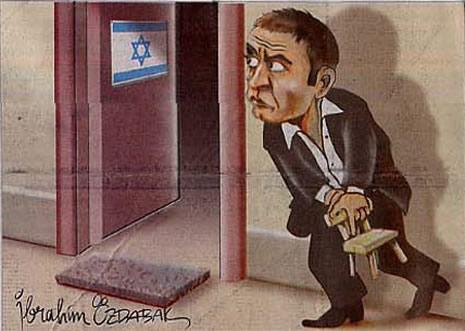 Karikatürlerle İsrail alçaklığı galerisi resim 7