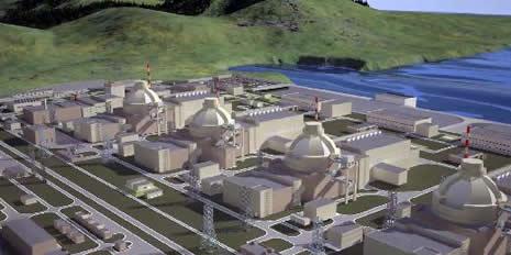 İşte Akkuyu Nükleer Santrali galerisi resim 1
