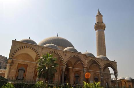 Suriye'de göz kamaştıran Osmanlı eseri galerisi resim 1