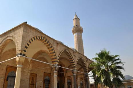 Suriye'de göz kamaştıran Osmanlı eseri galerisi resim 3
