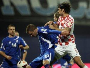 İzlanda ile Hırvatistan son 5 yılda 5. kez rakip
