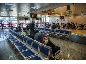 Haziran ayında Erzurum Havalimanı'nda 120 bin 490 yolcuya hizmet verildi