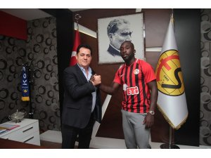Herve Kage Eskişehirspor'da