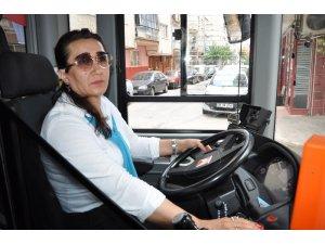 Kahraman kadın şoför hayat kurtardı