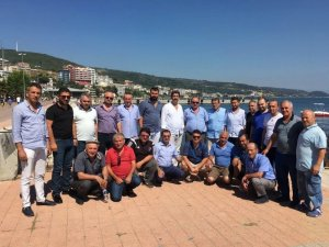 Yalova'da  Armutlu Müteahitleri Derneği kuruldu