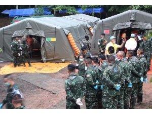 Tayland'da kurtarılan çocuk sayısı 8'e çıktı