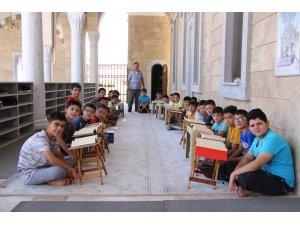 Kula'da Kur'an kurslarına yoğun ilgi