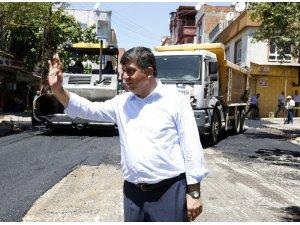 Belediye Başkanı Fadıloğlu'ndan asfalt müjdesi