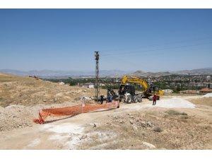 MASKİ Eski Malatya'yı besleyen ana şebeke hattını yeniliyor