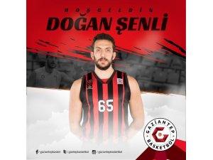 Gaziantep Basketbol, Doğan Şenli'yi transfer etti