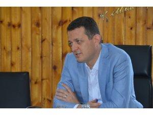 Safranbolu Kaymakamı ve Belediye Başkanı Dr. Fatih Ürkmezer: