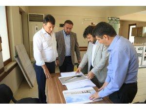 Osmangazi'de 4 mevsim yüzme keyfi