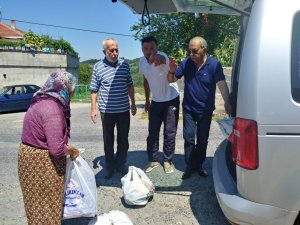 Erdoğan, Ramazan ayı sonrasında da yardımlarını sürdürüyor