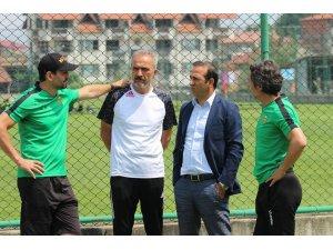 Evkur Yeni Malatyaspor Başkanı Gevrek fikstürü değerlendirdi