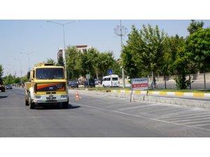 3. Çevreyolu ile Atatürk Bulvarının kesiştiği noktaya kavşak yapılıyor